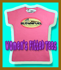 Women's Fitted Tees-