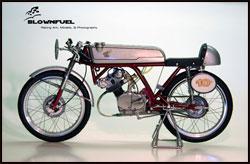 Honda 110 Racer